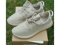 Adidas Yeezy Boost 350 Oxford Tan UK 6 Kanye West Authentic