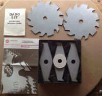 Shopsmith Dado Blade Kit