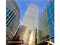 CANARY WHARF Office Space to Let, E14 - Flexible Terms   2 - 88 people