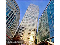 CANARY WHARF Office Space to Let, E14 - Flexible Terms | 2 - 88 people