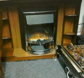 Fire with surround #30031 £60