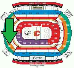 Calgary Flames Tickets - Below Face Value