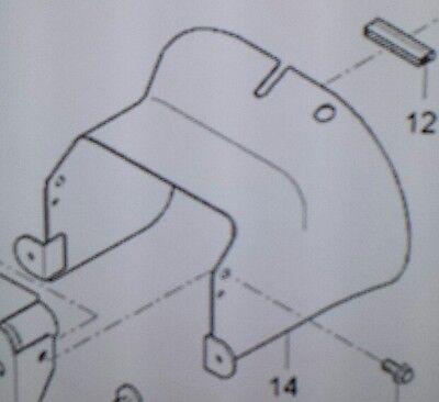 Kioti T4686-74051 Pto Shield