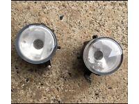 Ford Mondoe MK4 Front Fog Light Lenses