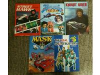 Classic 80s annuals