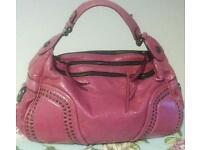 Designer Leather Handbag Francesca Bascia