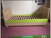 Mothercare Puzzle Toddler Bed