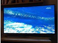 "SAMSUNG 40"" Curved UHD/4K TV"