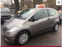 MARCH 2007 MERCEDES A 150 CLASSIC SE FULL SERVICE HISTORY JUST PASSED THE MOT
