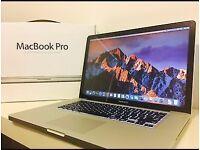 """MacBook Pro 15"""" i5 1TB 8GB SSD Logic Pro X Final Cut Adobe cs6 MS Office"""