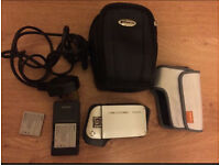Waterproof video camera. Sanyo Xacti VPC-CG6.