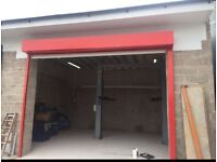 Garage Commercial unit Business Unit Storage For Rent with parking space 01217692595