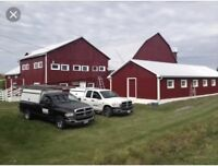 T welch barn painting and repairs