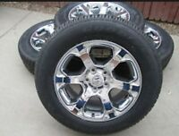 ram 1500 tires and rims