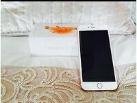 iPhone 6s Plus + Rose Gold 64GB Unlocked