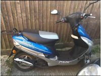 PULSE SCOUT 49 50cc moped
