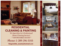 CLEANING AND PAINTING (Affordable)