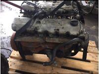 Bmw e28 e30 520i 320i m20 complete engine 75k 3 5 series 2.0