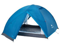 Quechua Arpenaz - 3 Man Tent Blue