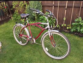 Bicycle - American Cruiser