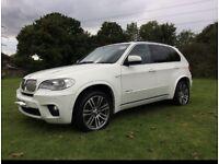 2012 (12) BMW X5 xDrive 40D M-Sport / 65K FBMWSH / 7 Seats / Fully Loaded