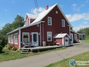 House for sale in Doaktown, NB