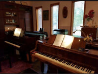 Piano Lessons in Richmond West