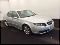 CHEAP 2007 SAAB 9-5 VECTOR 2.0 TURBO (LPG CONVERSION) £1000 NO OFFERS