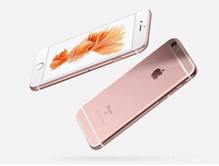Apple iPhone 6 Plus Rose Gold 16gb Vodafone ( used phone )