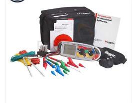 Megger multifunctional test kit
