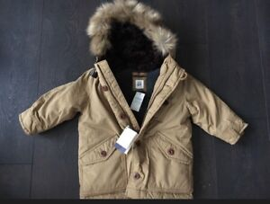 Brand new baby gap boy or girl winter jacket 18-24M retail $118
