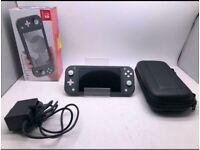 Nintendo Switch Lite grey boxed -like new