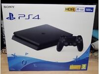Brand new PS4 Slim 500GB Cheap!