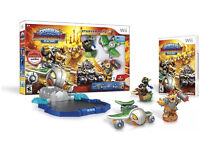 Nintendo Wii skylanders super chargers racing brand new Christmas present boxed bowser