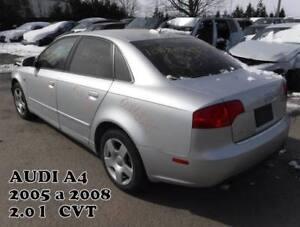 Moteur Audi A4 2005 - 2009 3.2L 5e VIN G, H
