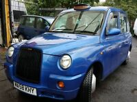 HACKNEY CAB AUTOMATIC NEW ENGINE AND GEARBOX 12 MOT