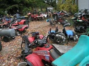 WANTED - SCRAP UNWANTED ATC'S / ATV'S / SNOWMOBILES