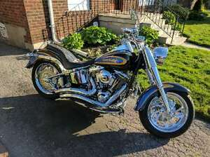2007 HD Custom Fatboy