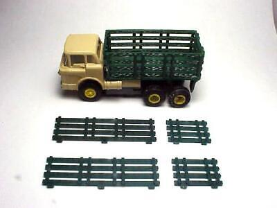 MODEL MOTORING MACK STAKE TRUCK NEW GREEN REPLACEMENT STAKES FOR AURORA TRUCKS