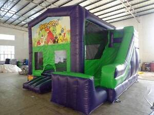 Jumping Castle Hire Business been operating for years Morisset Lake Macquarie Area Preview