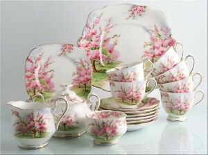 BUYING Full or Partial Bone China sets