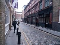 SHOREDITCH SHOP - NO PREMIUM - Studio Space To Let - Rent 90 to 365 DAYS or More - City Hoxton Sq N1
