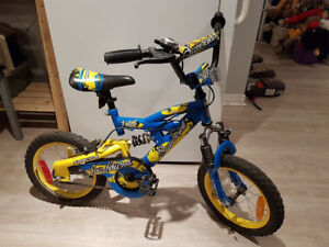 Kid bike 14'' - used only 1 year