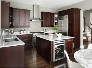 Solid wood Kitchen/Bathroom cabinet at an affordable price