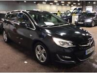 MEGA SPEC 2013 63 Vauxhall Astra 1.7 DIESEL ESTATE ** SRI * HEATED LEATHER + NAV