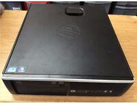 HP Elite 8200 SFF Desktop /Intel Core i5-2400 CPU @ 3.10GHz / 500 GB HD/ 6GB /Win 7 !!!! For Sale