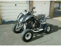 Quadzilla 450r road legal race quad absolute beast! 57 2000 open to offers taxed & mot until next yr