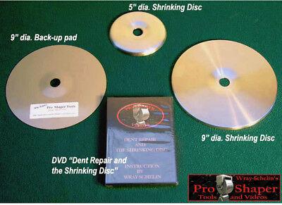 Shrinking Disc Combo Use With English Wheel Planishing Hammer Metal Shaping