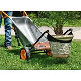 AeroCart & Wagon Kit Combo WG050 + WA0228 Wheelbarrow by Worx