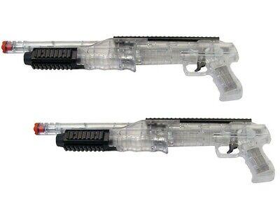 2 UMAREX Walther SG 9000 Airsoft 6mm Shotgun CO2 SEMI AUTO Tactical 3-Shot Burst